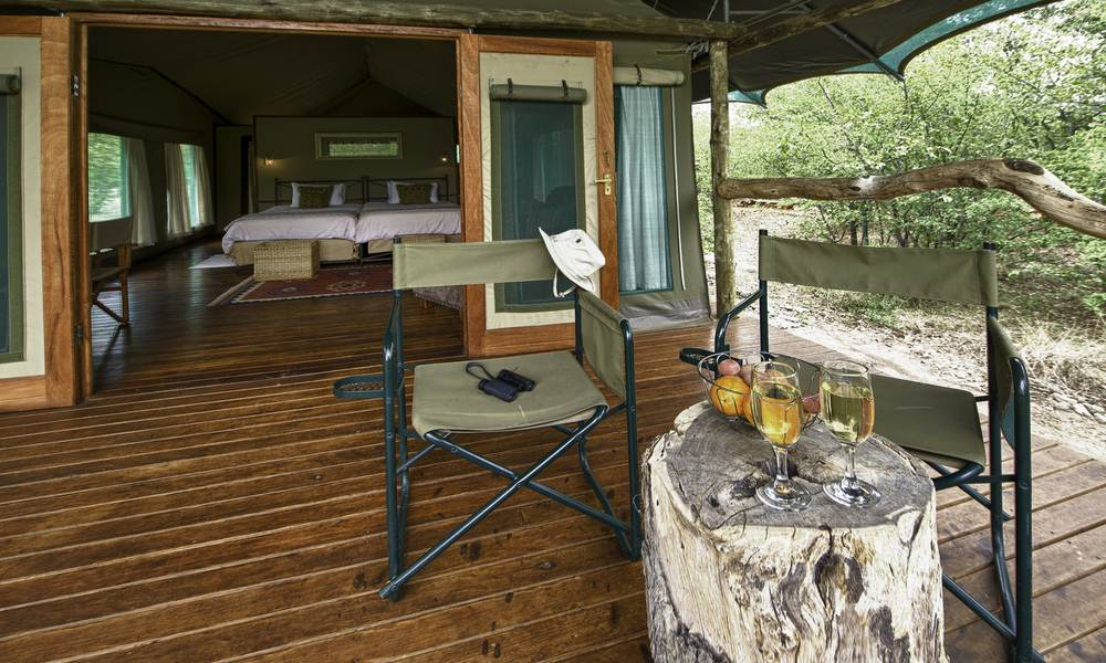 Ongava Tented Camp Holidays To Namibia